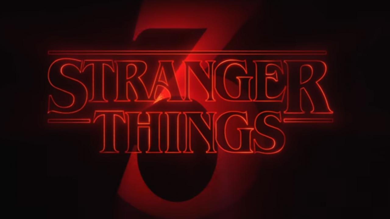 Un teaser mais peu d'indices sur la saison 3 — Stranger Things