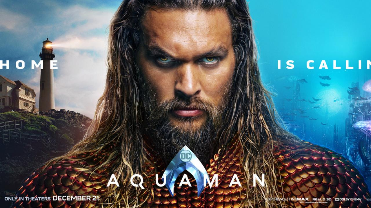 Aquaman est milliardaire au box-office | Premiere.fr