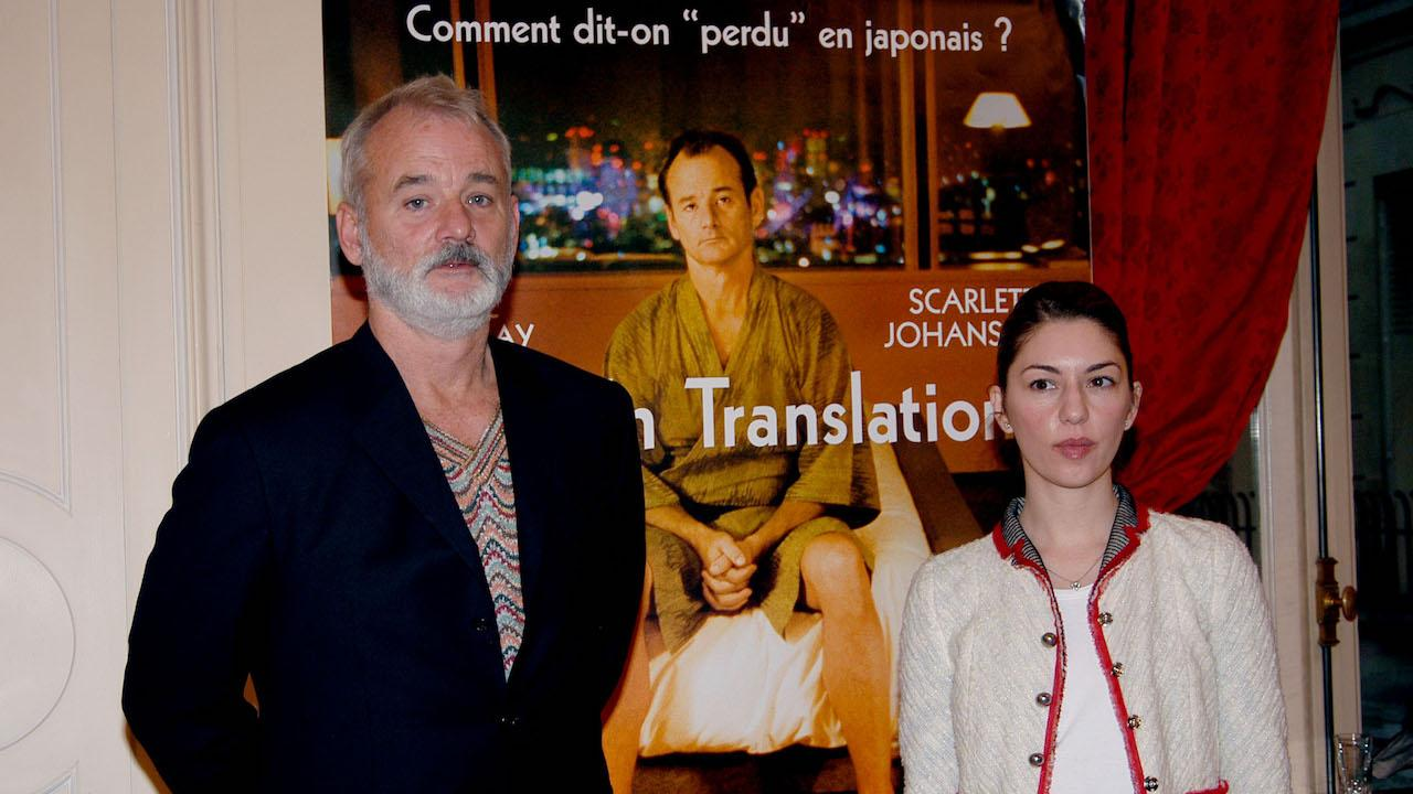 Apple choisit Bill Murray et Sofia Coppola pour son premier film