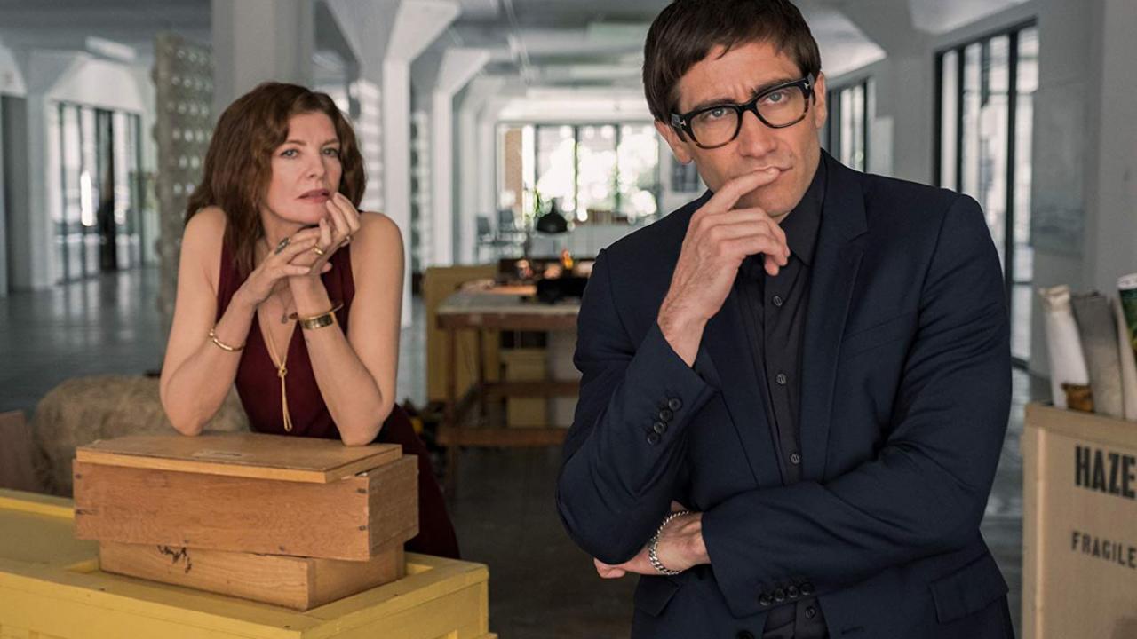 Jake Gyllenhaal en critique d'art apeuré dans le trailer — Velvet Buzzsaw