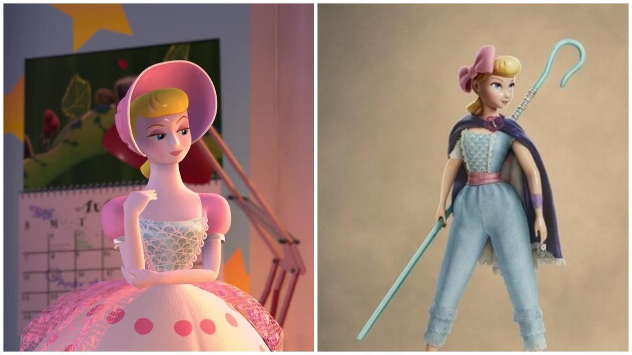 Toy Story 4 : La Bergère a bien changé