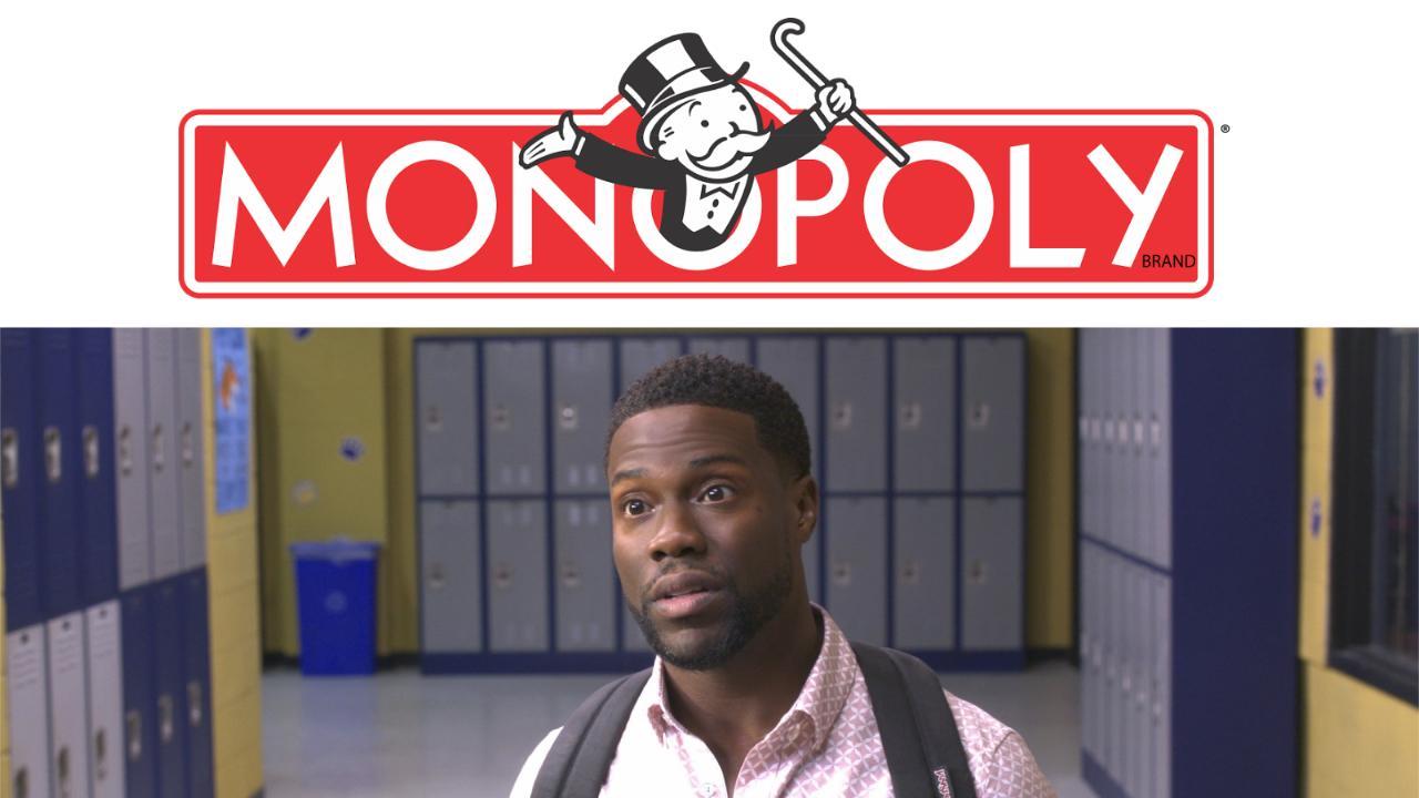 Kevin Hart sera la star du film Monopoly