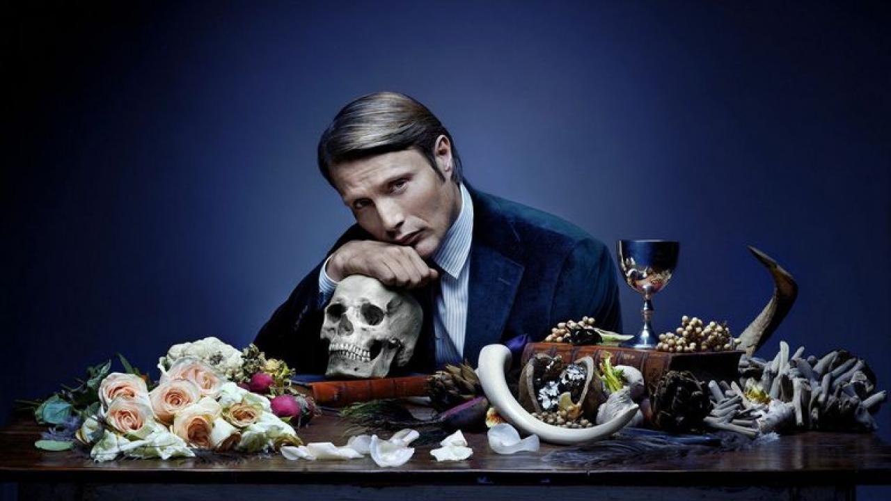 Mads Mikkelsen dans Hannibal