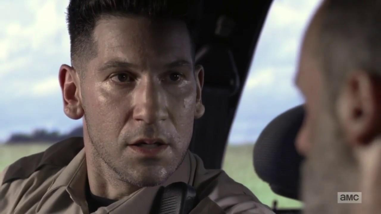 Jon Bernthal walking dead