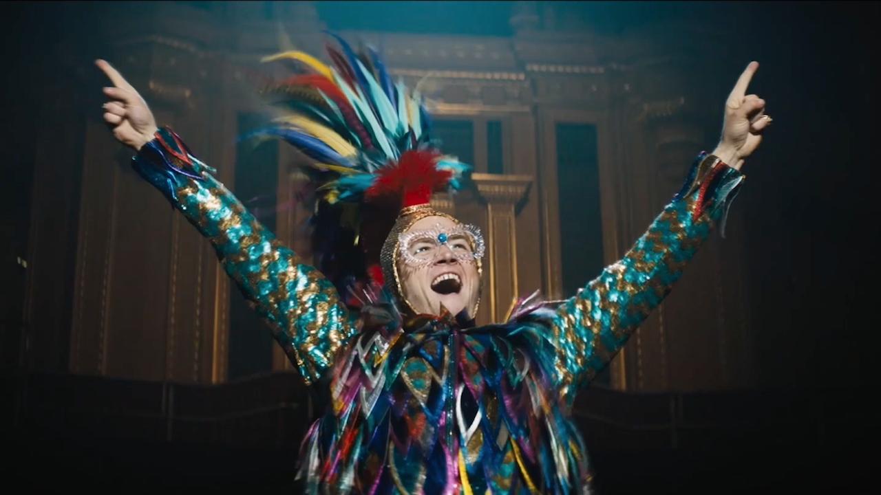 Rocketman : Elton John vient au monde dans la nouvelle bande-annonce