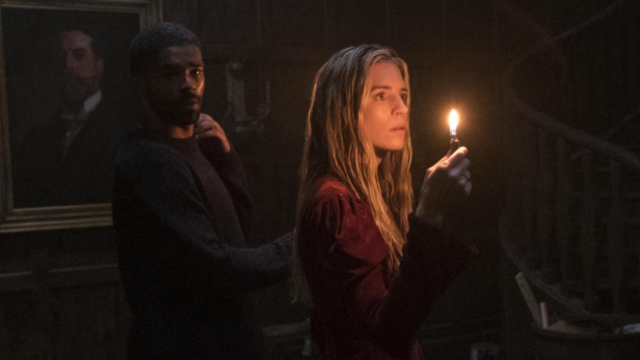 Bande-annonce et affiche de la série SF française de Netflix — Osmosis