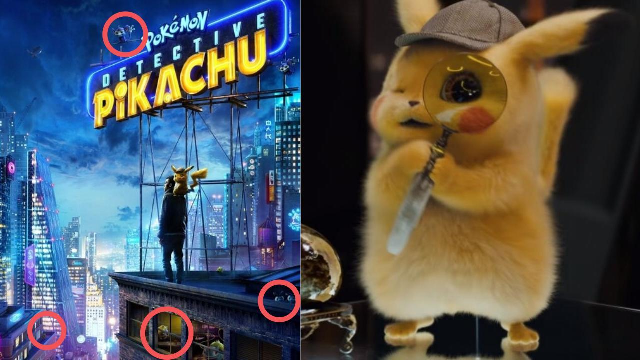 Seconde bande-annonce pour le film Pokémon — Détective Pikachu