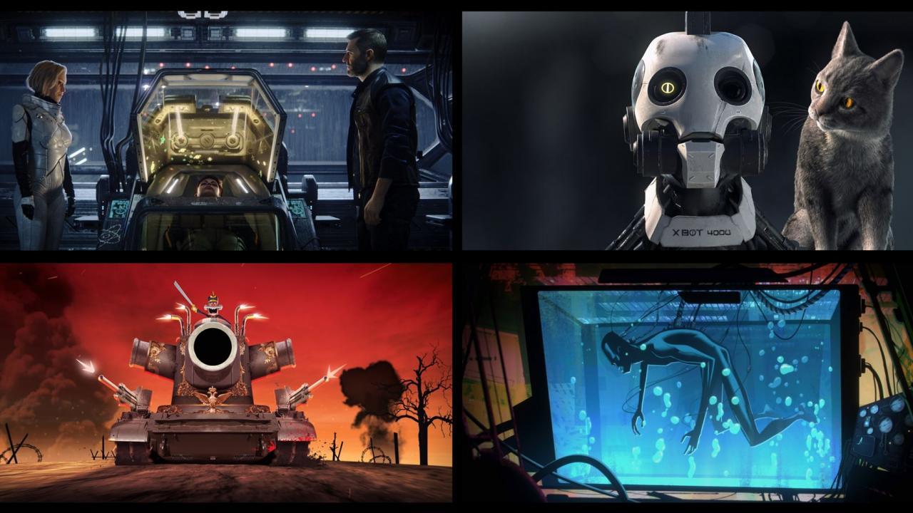 Netflix commande une saison 2 pour Love, Death + Robots