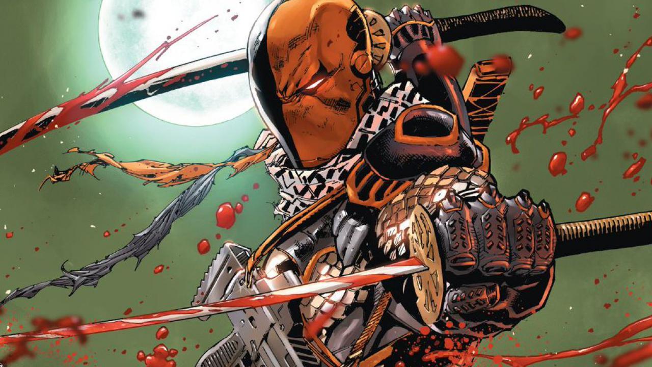 La saison 2 de Titans verra arriver Deathstroke
