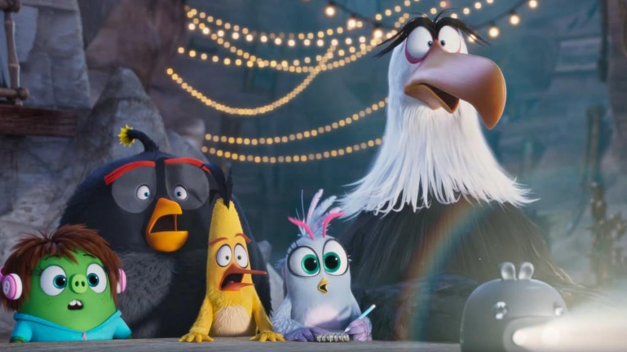 Copains comme cochons se dévoile dans une nouvelle bande-annonce — Angry Birds