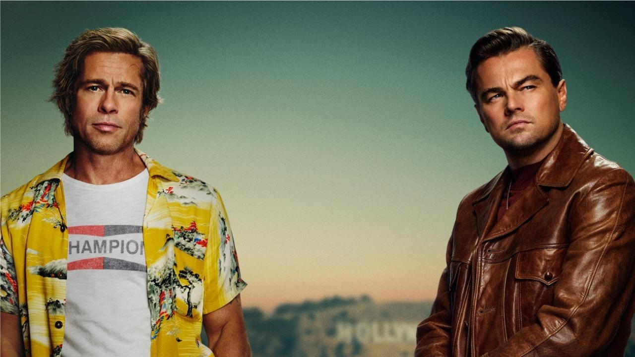 Once Upon a Time in Hollywood affiche 1