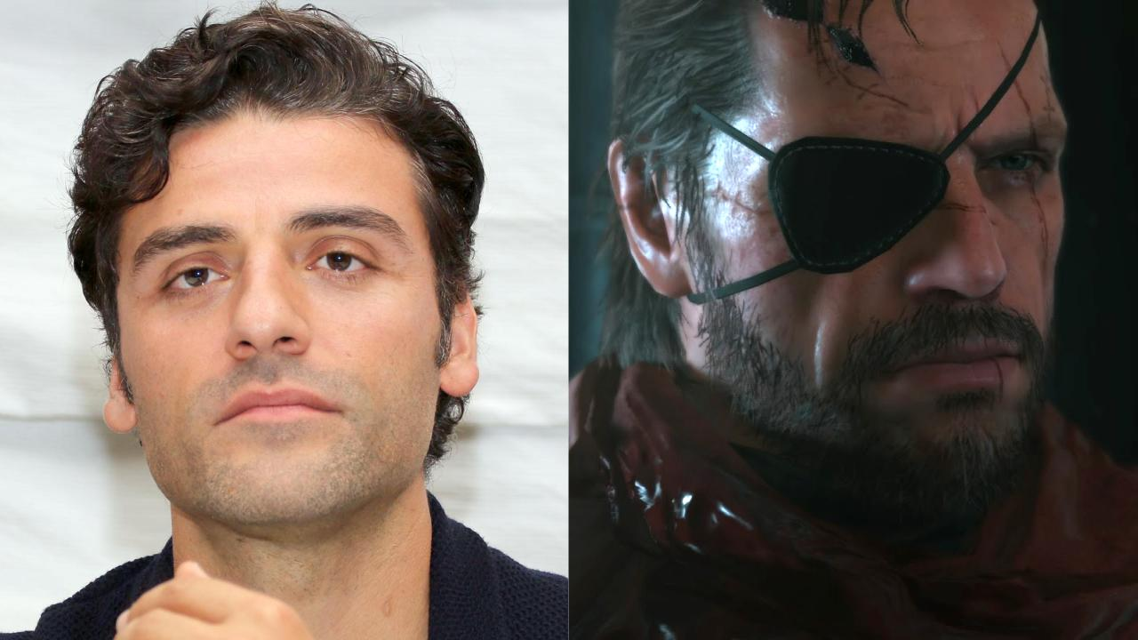 Oscar Isaac (Star Wars) aimerait jouer Snake au cinéma — Metal Gear Solid