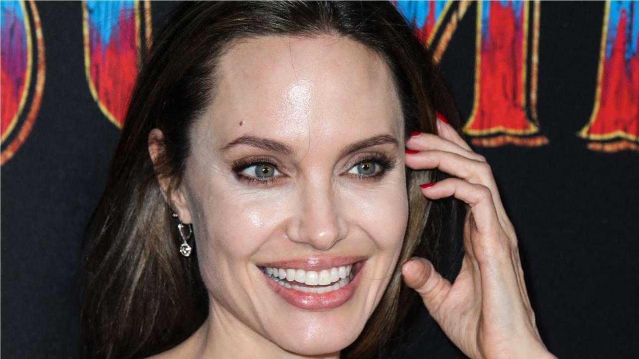 Angelina Jolie pressentie pour jouer dans le prochain film Marvel, The Eternals