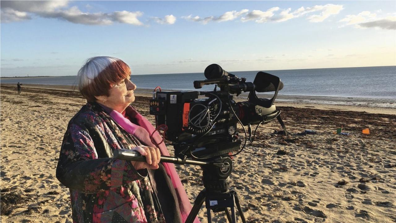 Agnès Varda est à l'honneur sur Arte