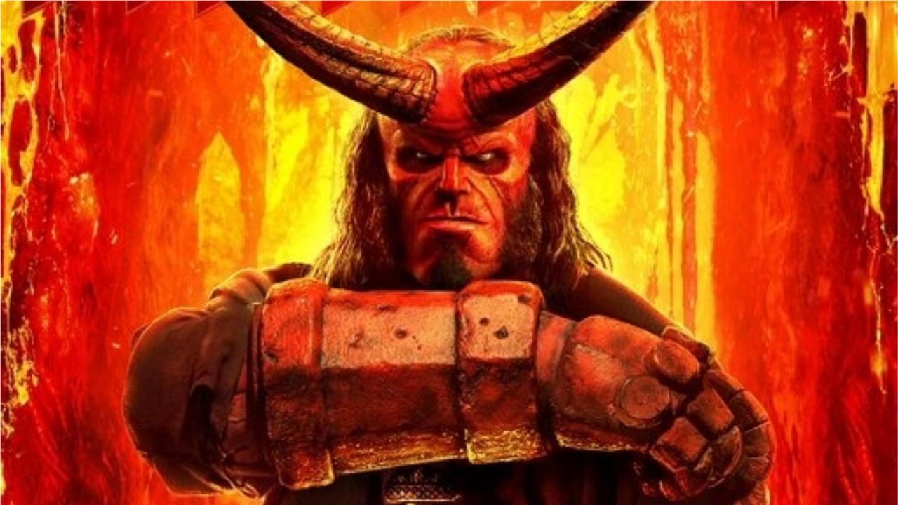 Hellboy, une seconde bande-annonce bien plus violente et sanglante dévoilée — CINEMA