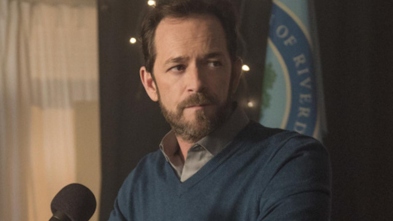 Riverdale, saison 3, luke perry