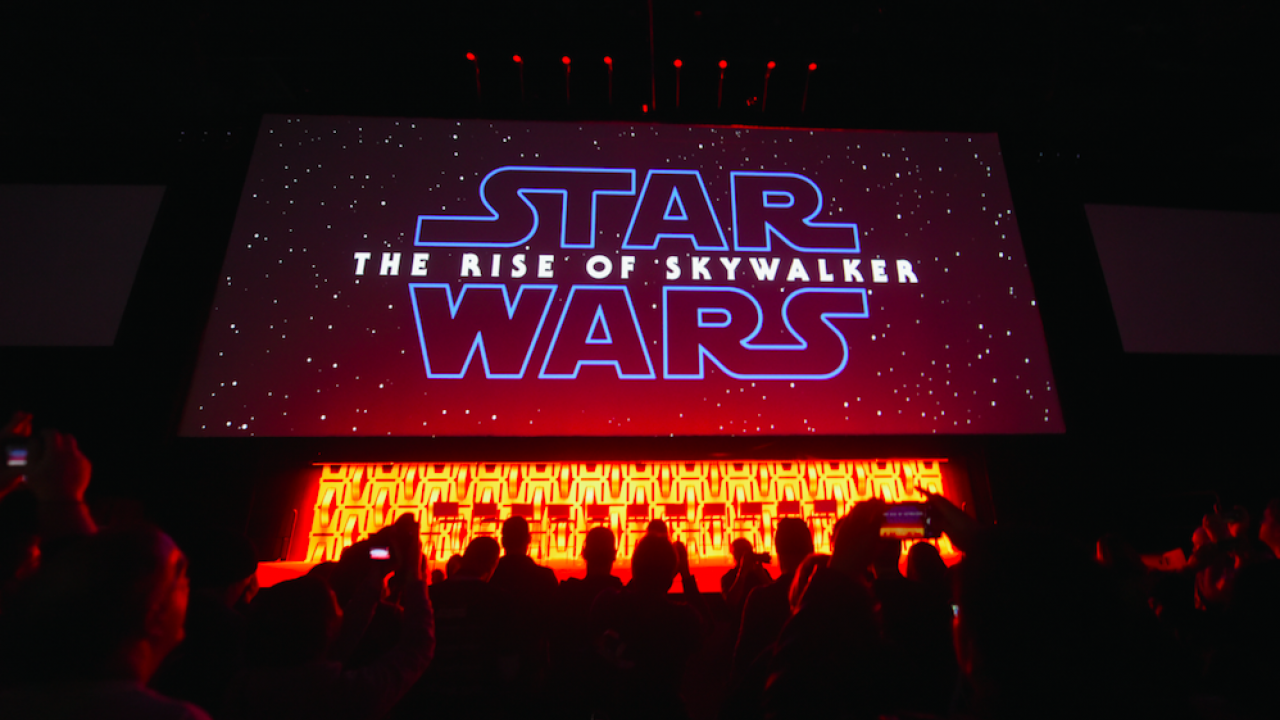 Star Wars Episode 9 : The Rise of Skywalker