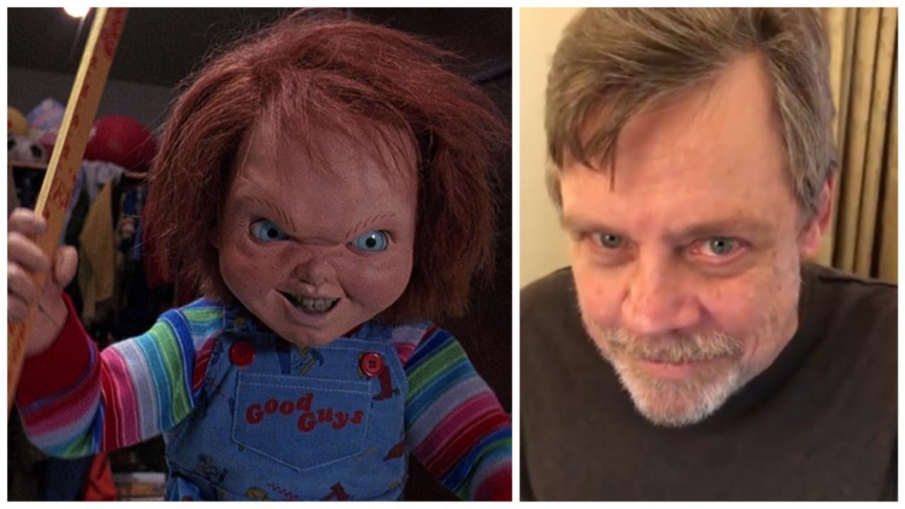 Child's Play : Mark Hamill sera la voix de la terrifiante poupée Chucky