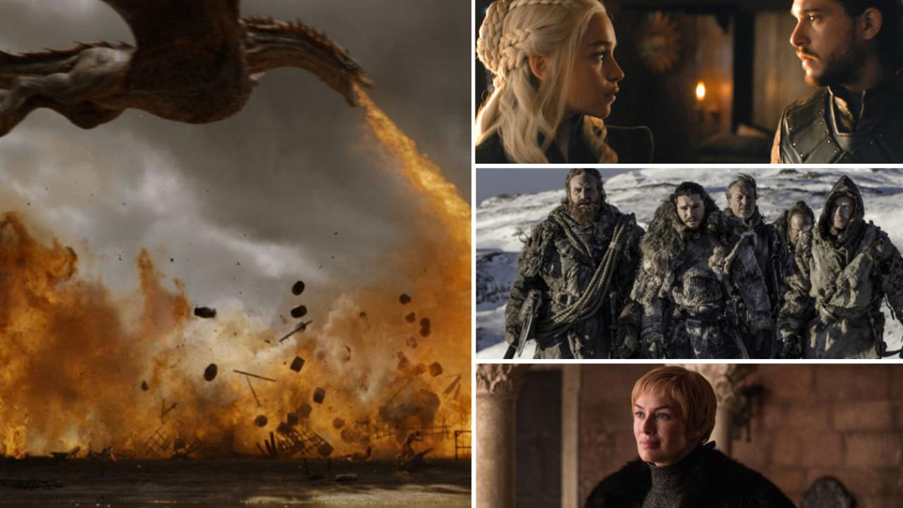 Game of thrones saison 7 recap