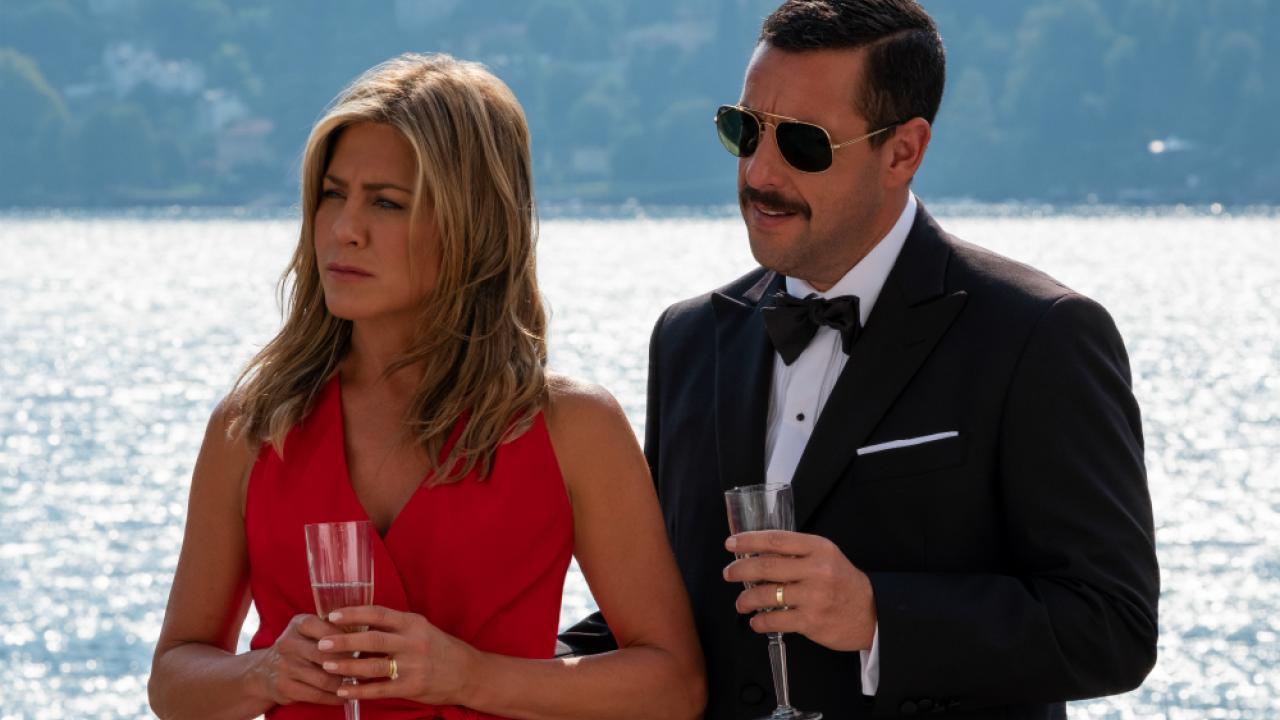 Murder Mystery : la comédie Netflix avec Adam Sandler et Jennifer Aniston bat des records d'audience