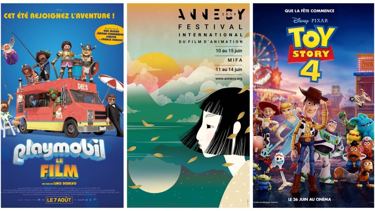 Le Festival d'Annecy dévoile sa programmation 2019