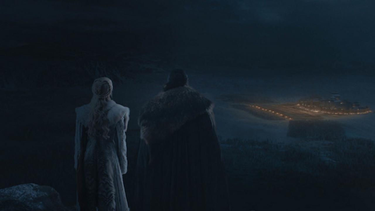 Game of thrones saison 8 episode 3