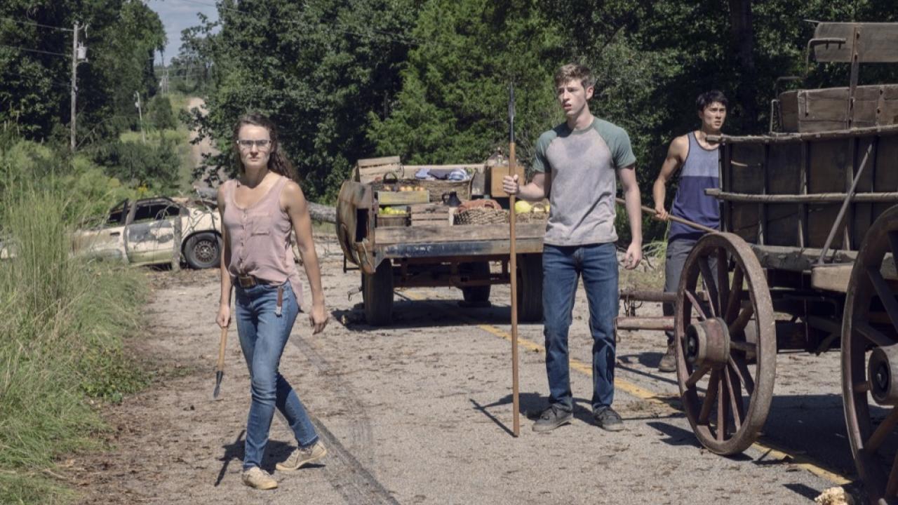 Un nouveau spin-off arrivera en 2020 — The Walking Dead
