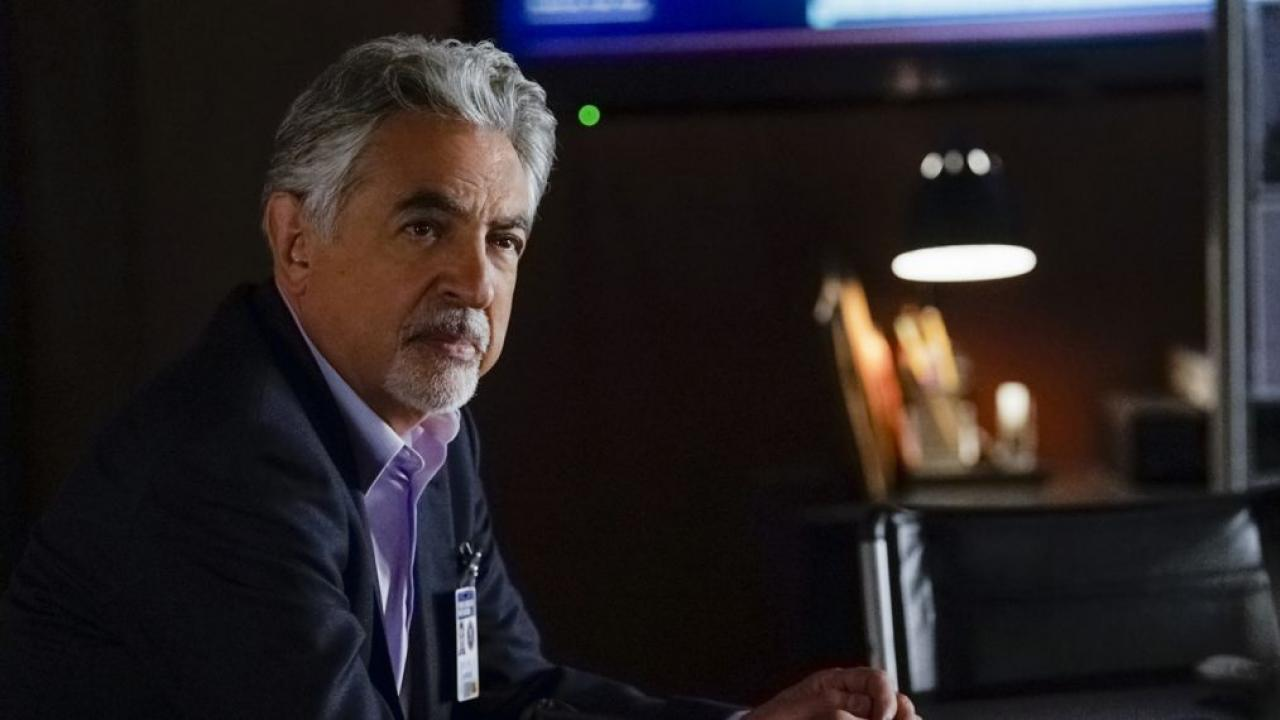 Joe Mantegna esprits criminels