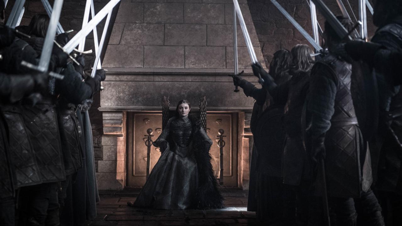 Que devient Sansa Stark après la fin de Game of Thrones ?
