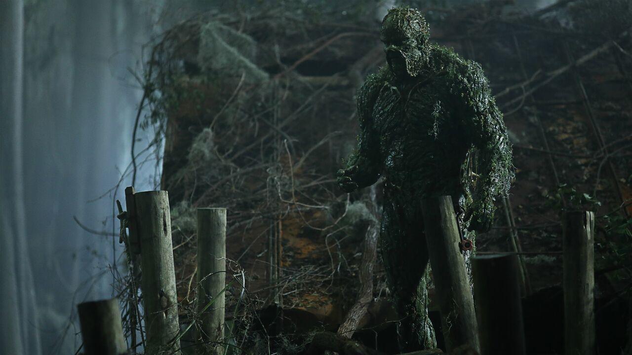 Bande-annonce de la nouvelle série DC — Swamp Thing