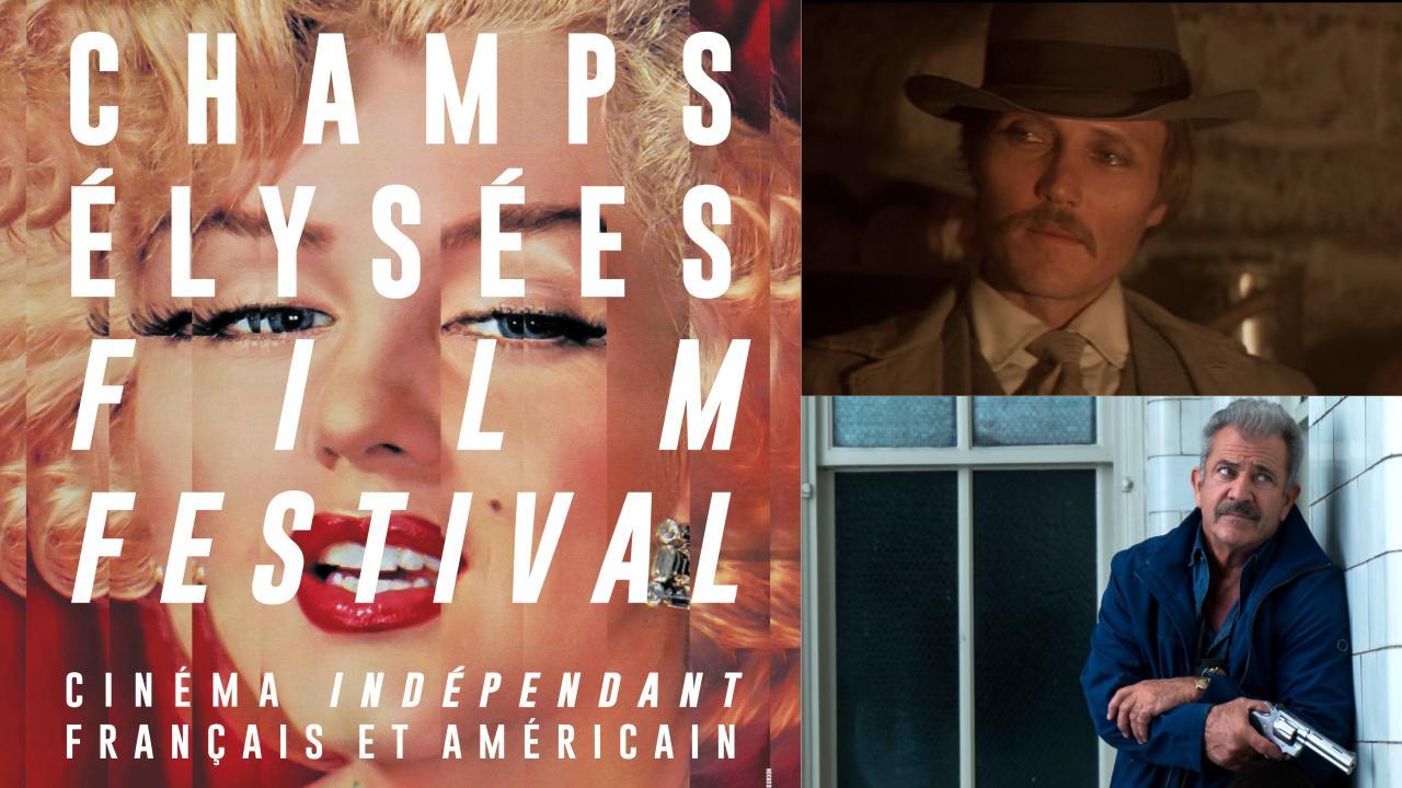 Concours : Gagnez des pass illimités pour le Champs-Élysées Film Festival