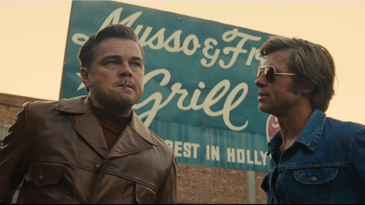 Once Upon a Time in Hollywood Bard et Leo