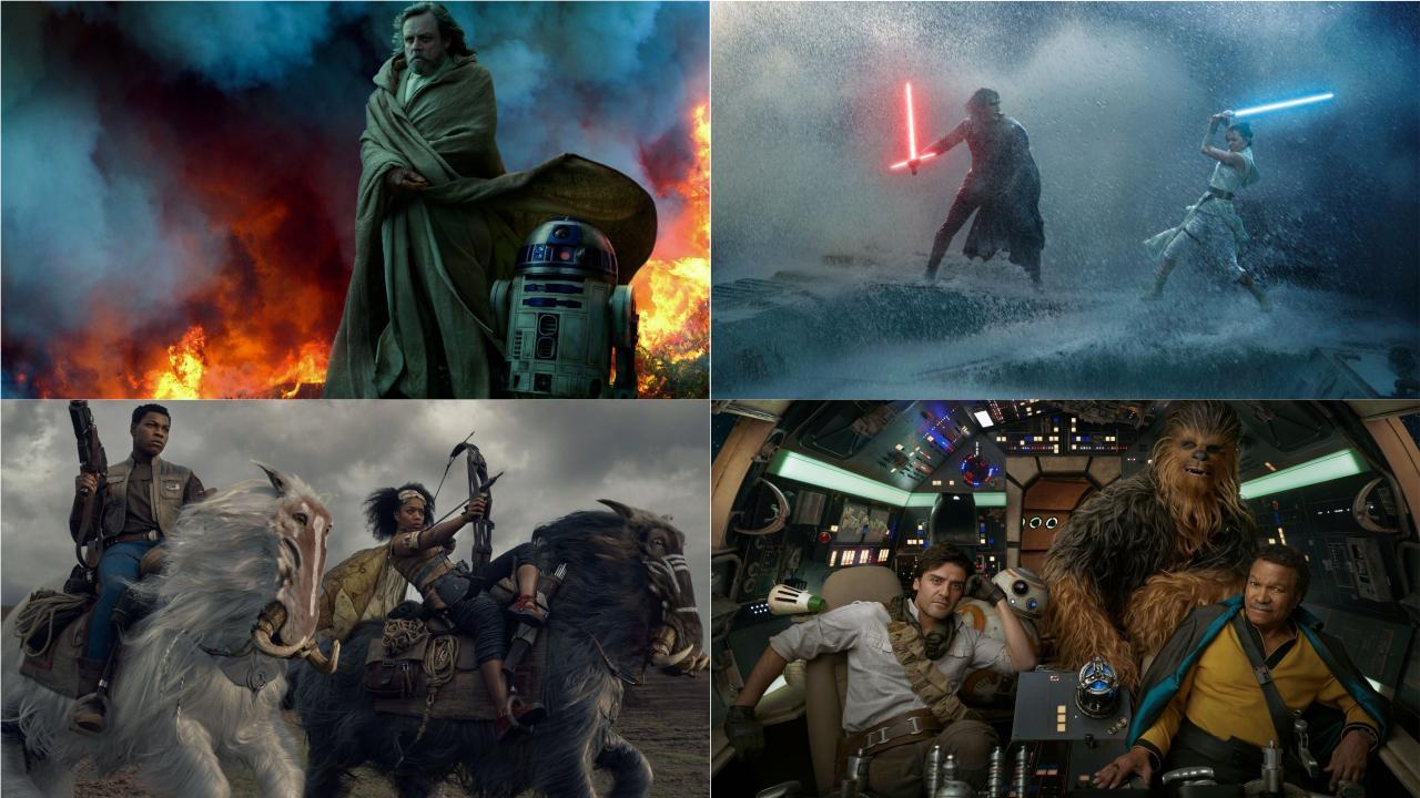Star Wars Episode 9 L Ascension De Skywalker Se Devoile Un