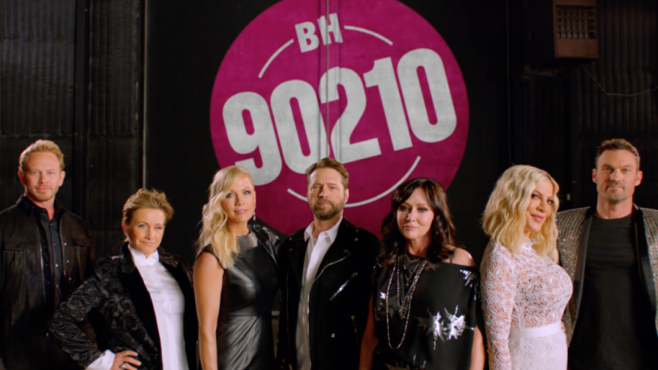 Beverly Hills ressort sa musique culte pour la bande-annonce du revival