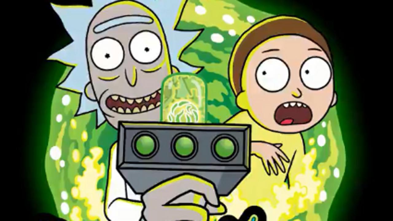 Rick et Morty : la saison 4 sortira en novembre 2019