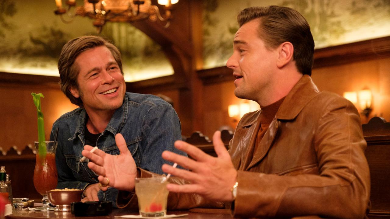DiCaprio et Pitt dans le nouveau film de Quentin Tarantino