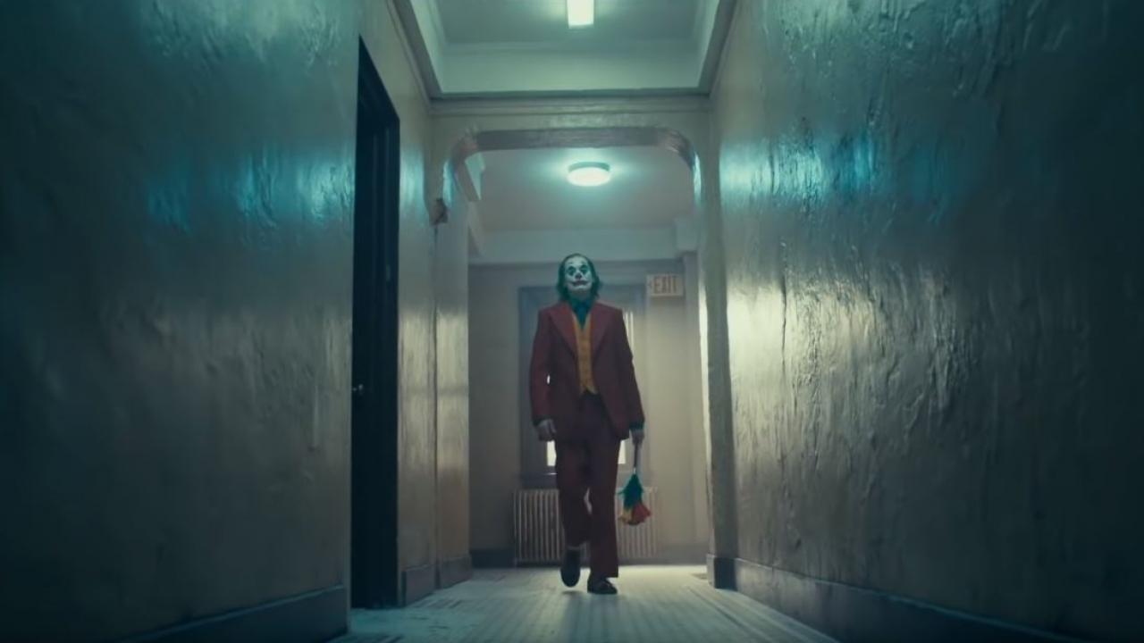 "Joker sera bien ""R-Rated"""