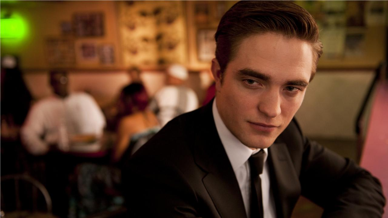 Robert Pattinson Batman Cosmopolis