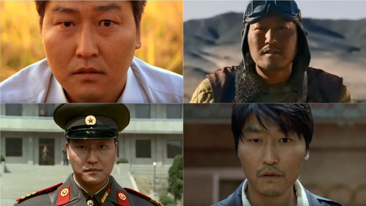 Cinq rôles emblématiques de Song Kang-ho avant Parasite