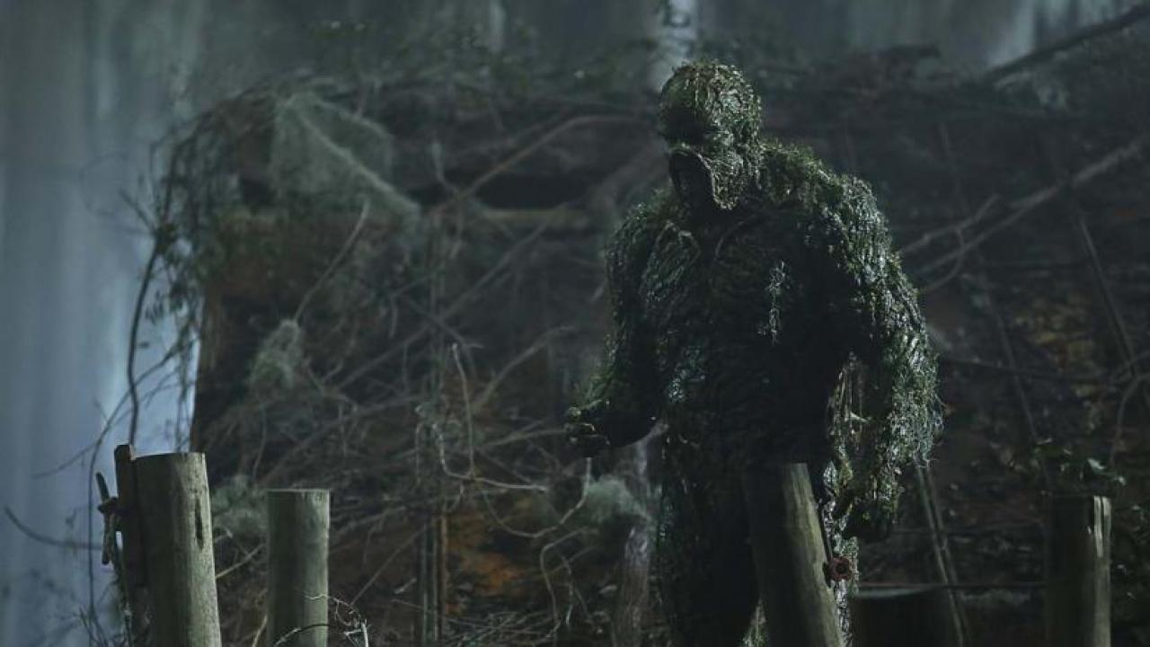 Swamp Thing devait durer initialement 3 saisons