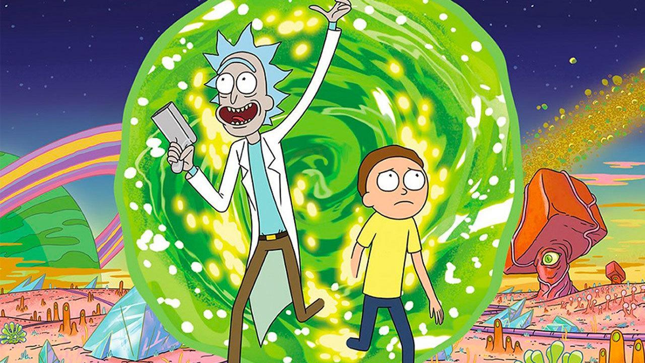 Netflix décembre 2020 - Rick et Morty saison 4