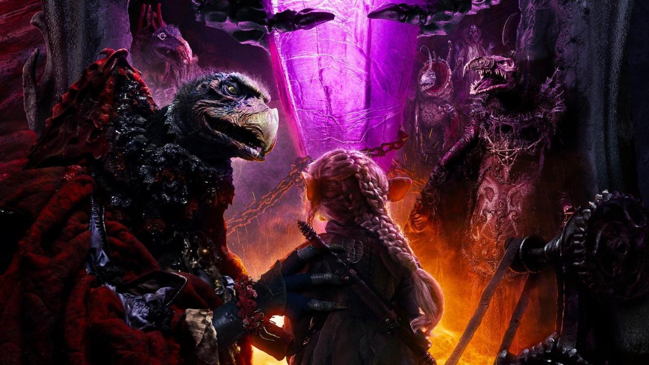 Dark Crystal s'offre une nouvelle bande-annonce épique avant sa sortie