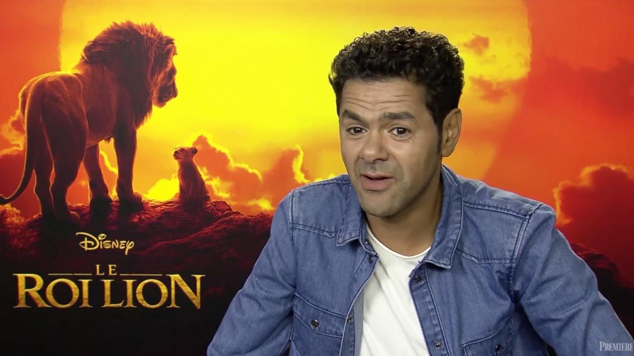 """Le Roi Lion – Jamel Debbouze : """"Disney a amené l'animation à un niveau jamais atteint"""""""