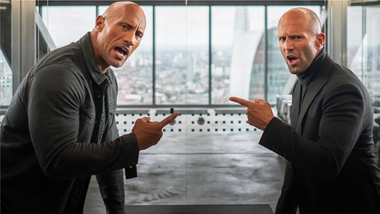 Box-office U.S. : Hobbs & Shaw mettent une trempe à Brad & Léo