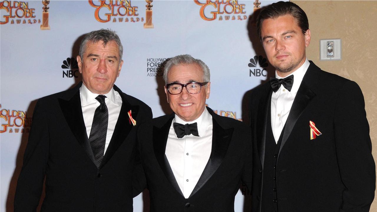 Les premières images du prochain film de Martin Scorsese dévoilées — The Irishman