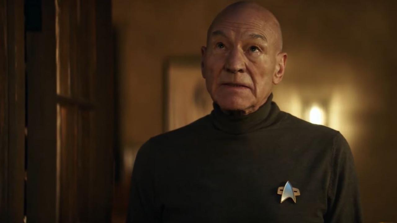Comic-Con 2019 : Découvrez la bande-annonce de la série Star Trek – Picard