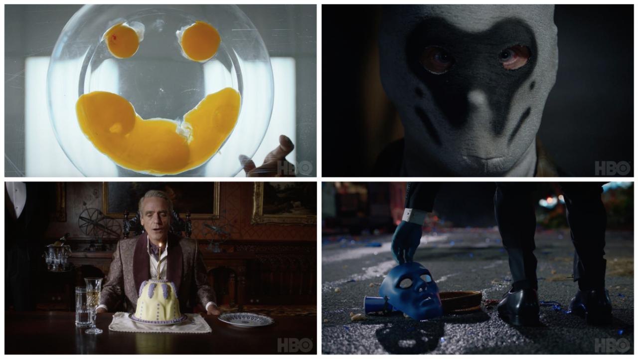 La bande annonce est en ligne + VOTRE AVIS — Comic-Con] Watchmen