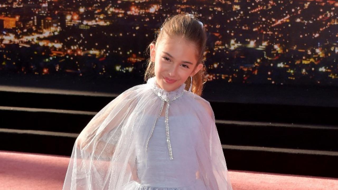 Julia Butters, dix ans, au centre de toutes les attentions durant le tournage de Once Upon a Time… in Hollywood