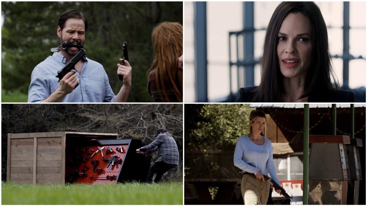 The Hunt : première bande-annonce sanglante pour le thriller d'épouvante