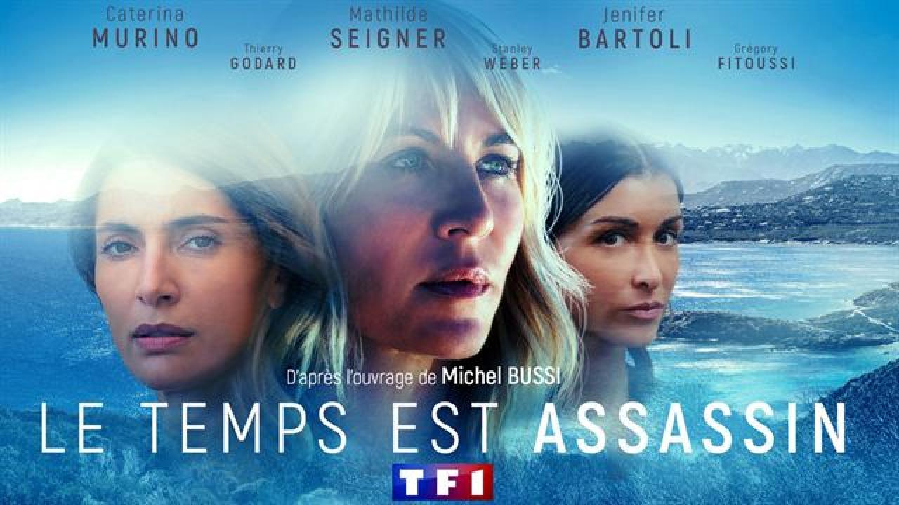 TF1 annonce la date de sa série Le Temps est Assassin
